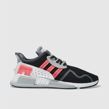 Adidas Black Eqt Cushion Adv Mens Trainers