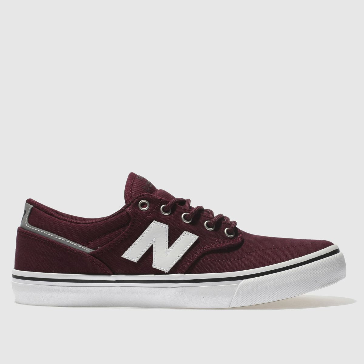 New Balance Burgundy All Coasts 331 Trainers