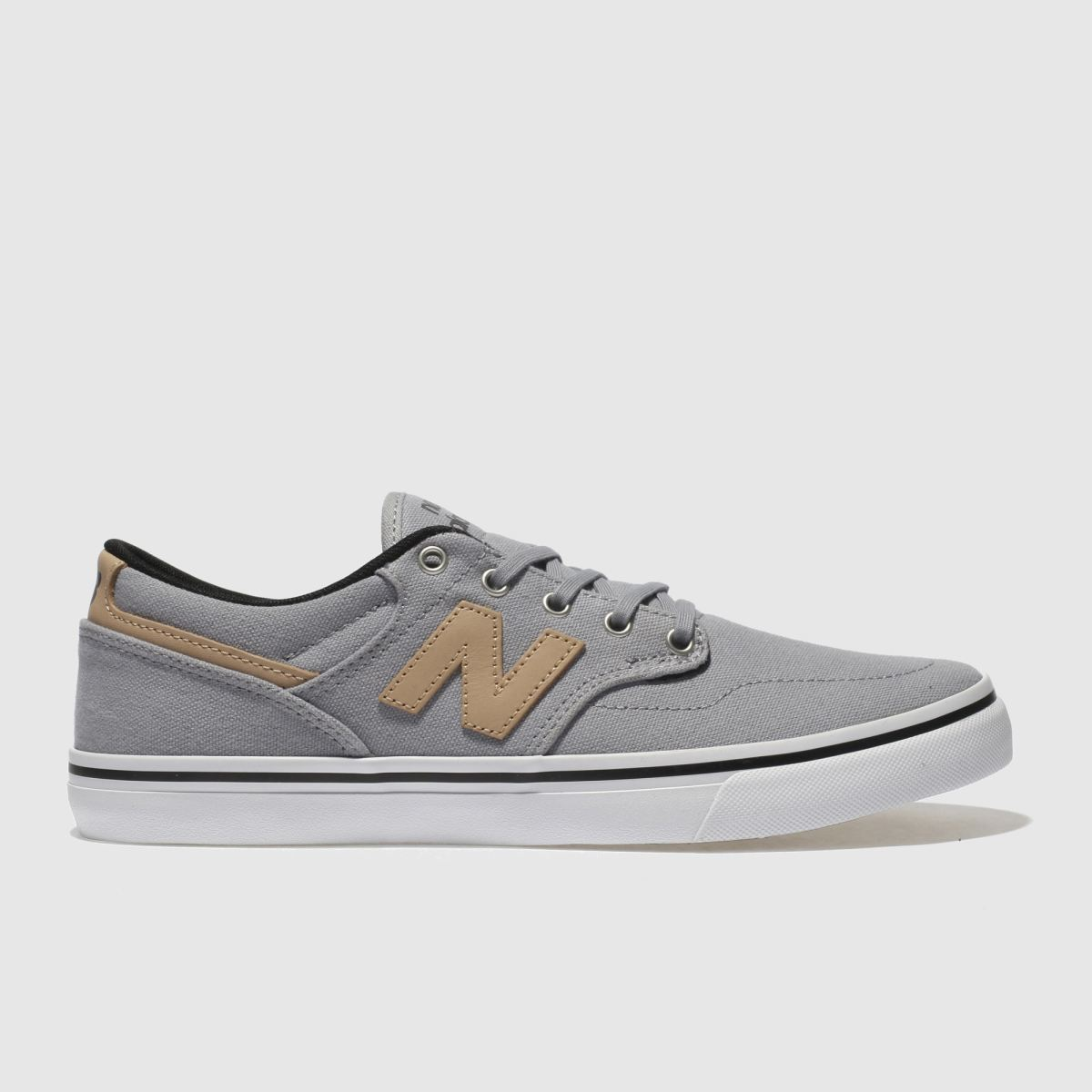 New Balance Grey All Coasts 331 Trainers