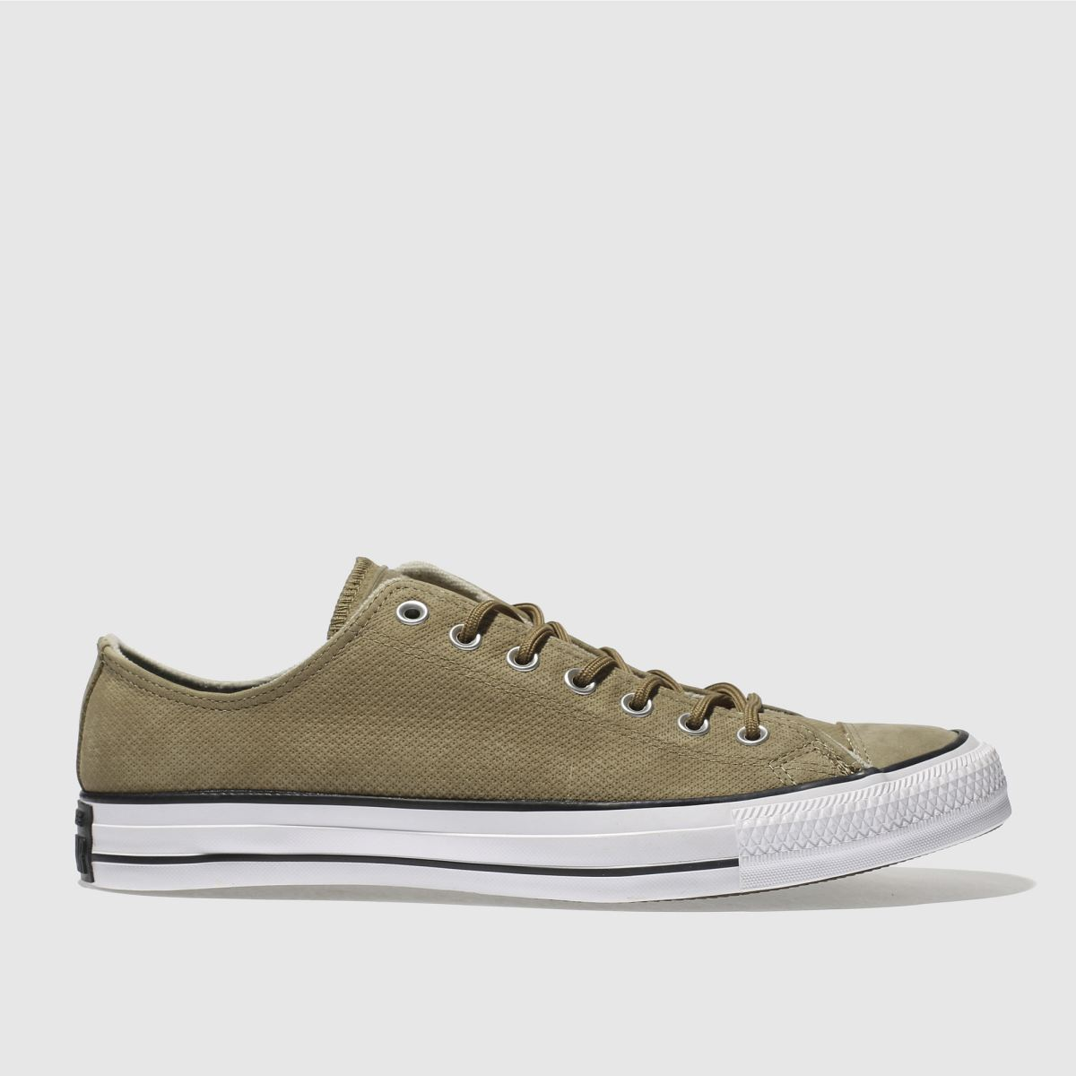 converse sand chuck taylor all star ox trainers