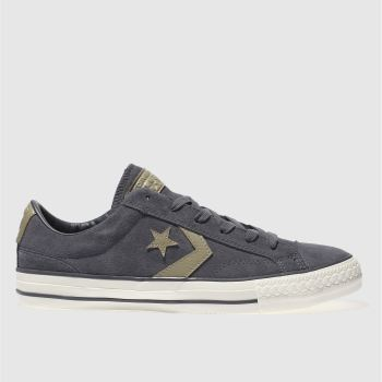 Converse Navy Star Player Ox Mens Trainers