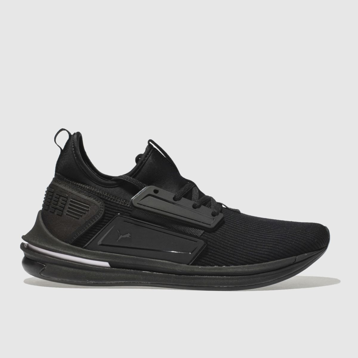 Puma Black Ignite Limitless Sr Trainers