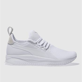 Puma White Tsugi Apex Mens Trainers