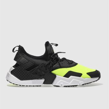 Nike Black Air Huarache Drift Mens Trainers