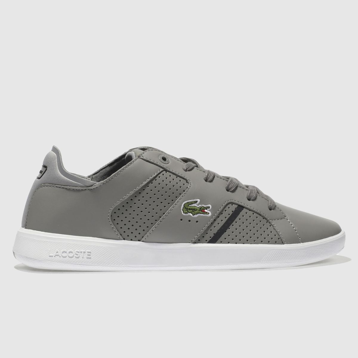 Lacoste Grey Novas Ct Trainers