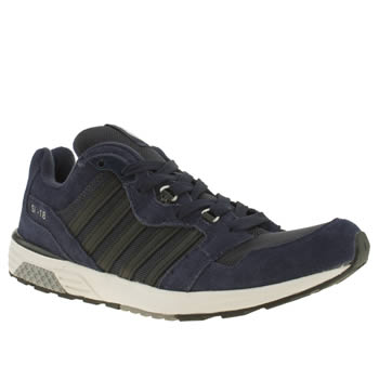 mens k-swiss navy si 18 rannell 2 trainers
