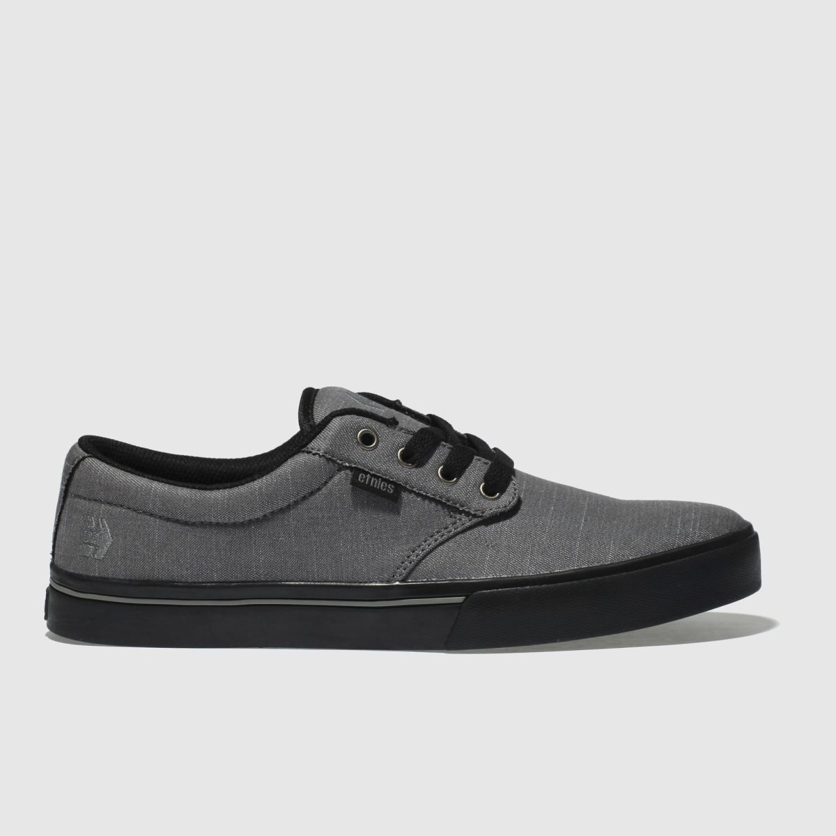 Etnies Etnies Grey & Black Jameson 2 Eco Trainers