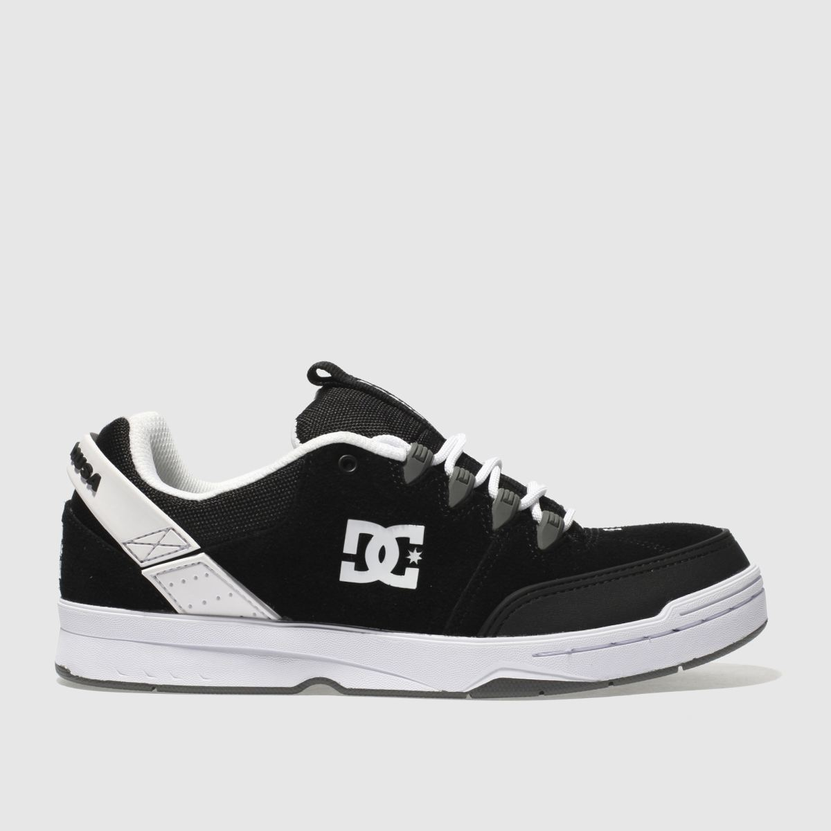 dc shoes Dc Shoes Black Syntax Trainers
