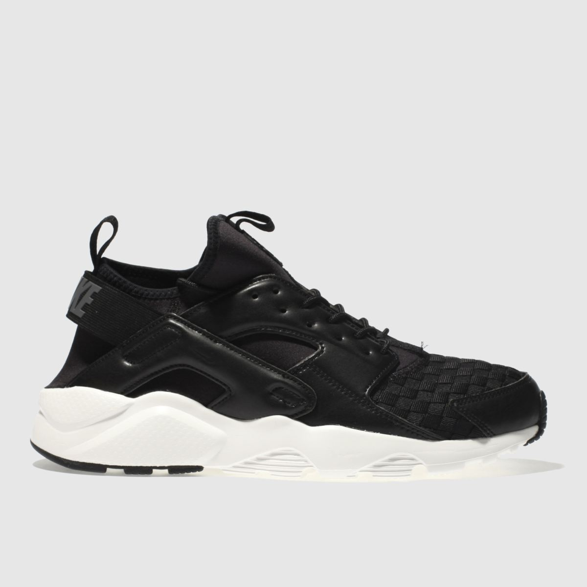 Nike Black Air Huarache Run Ultra Se Trainers