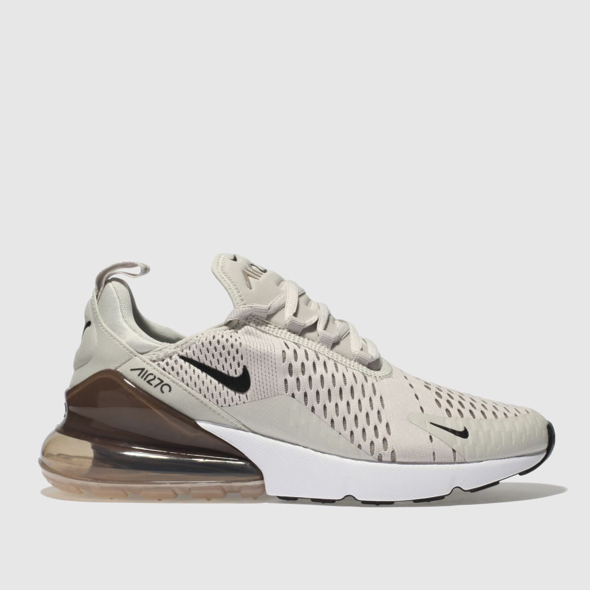 Nike Stone Air Max 270 Trainers