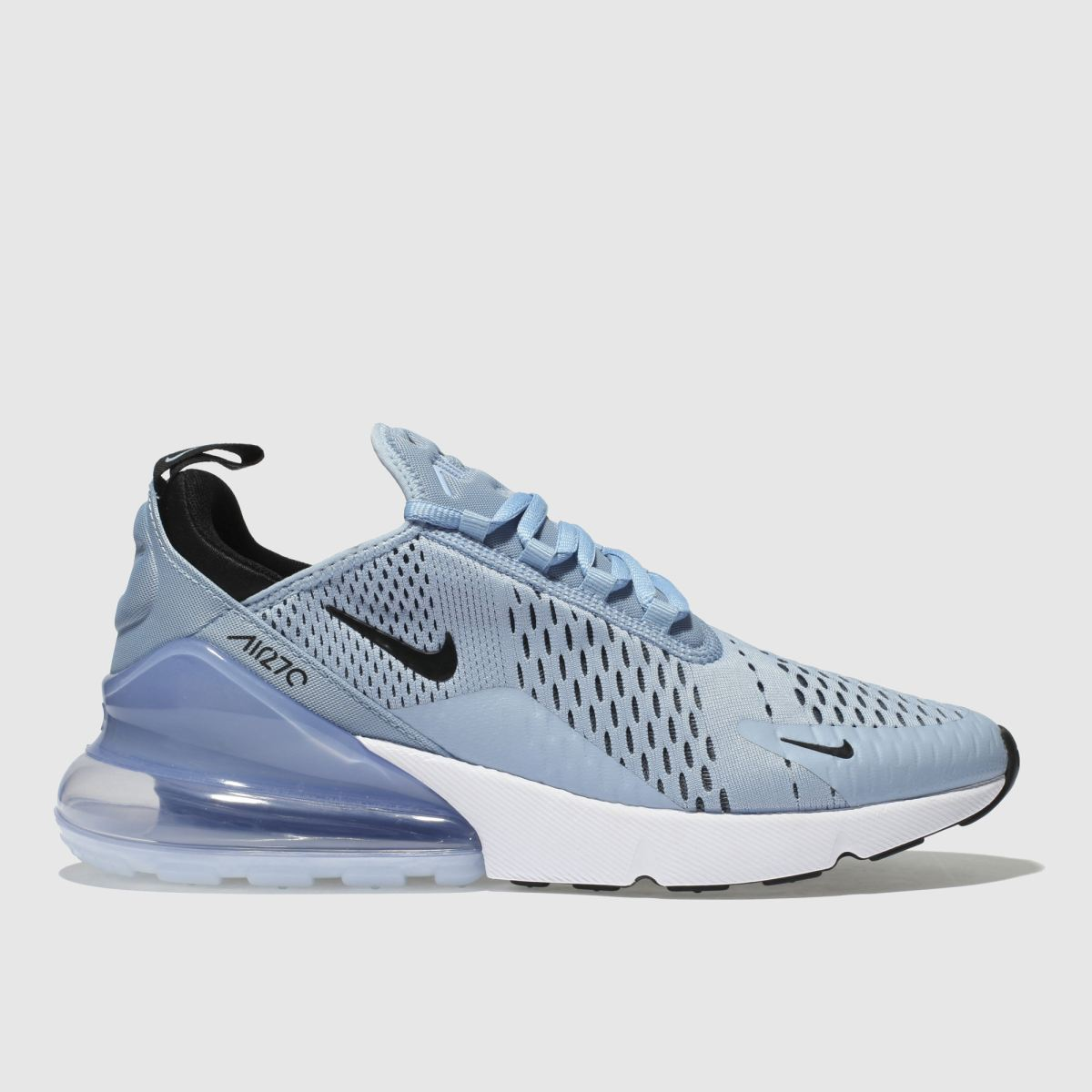Nike Pale Blue Air Max 270 Trainers