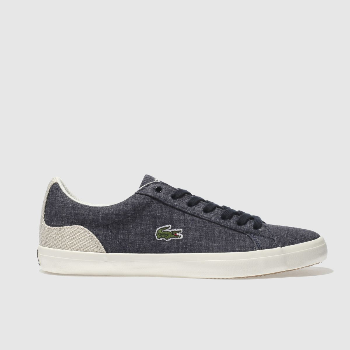 Lacoste Navy Lerond 218 Trainers