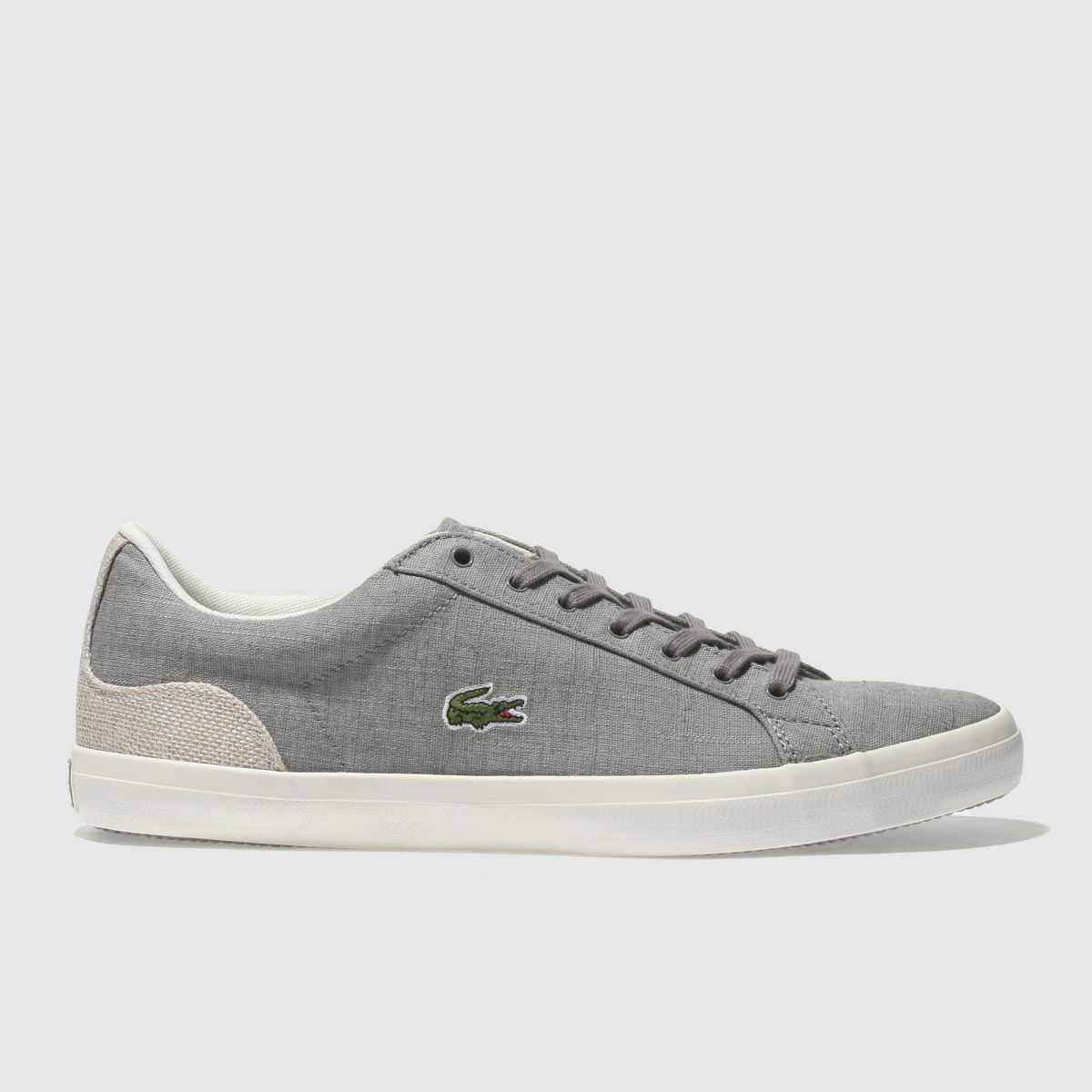 Lacoste Grey Lerond 218 Trainers