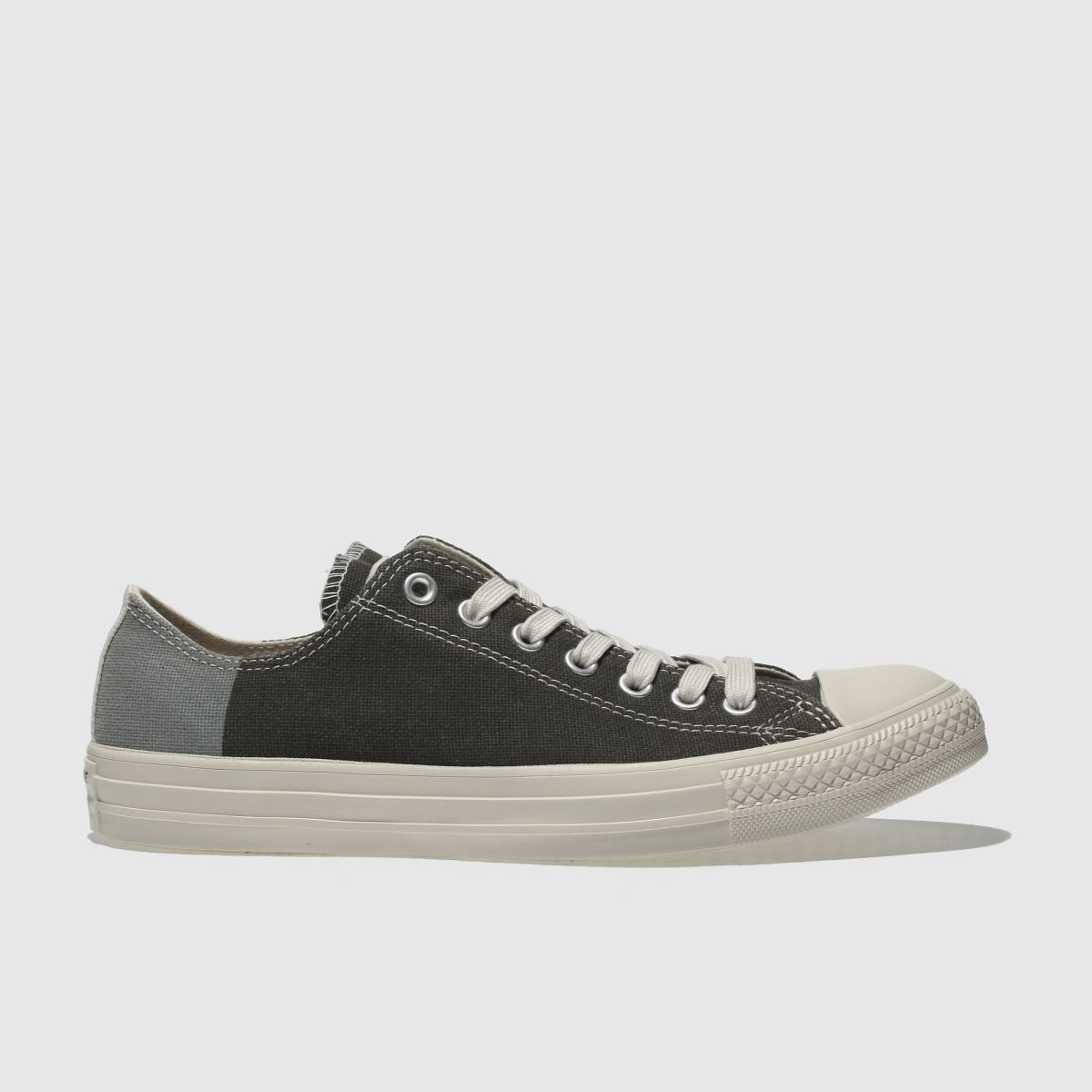 Converse Grey Chuck Taylor All Star Ox Trainers