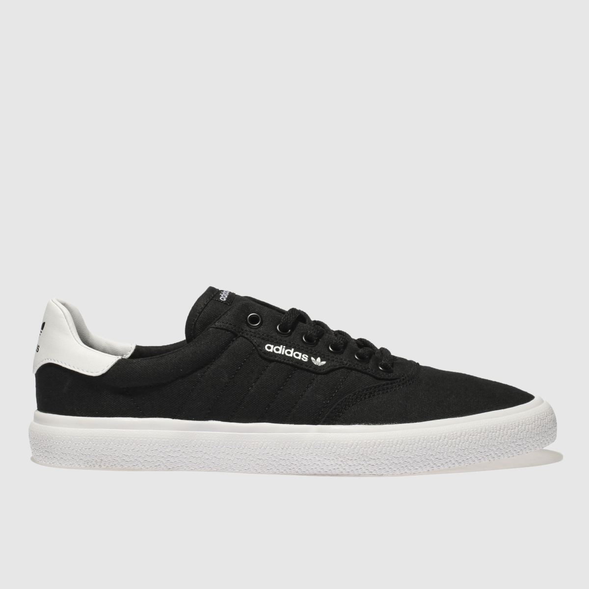Adidas Skateboarding Black 3mc Trainers