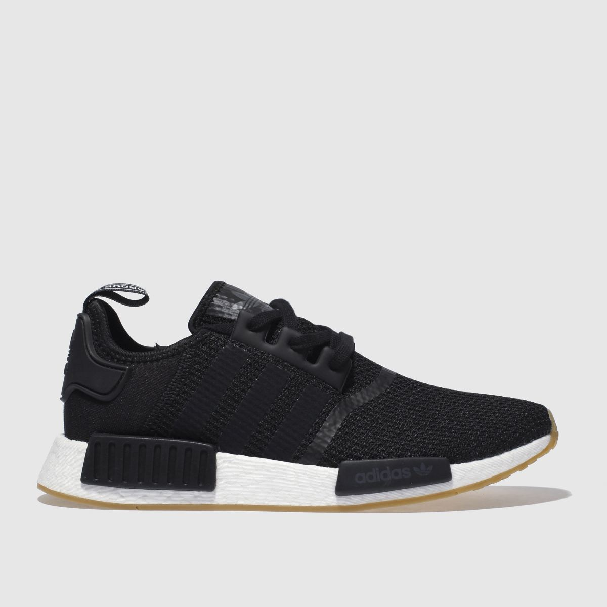 Adidas Black Nmd_r1 Trainers