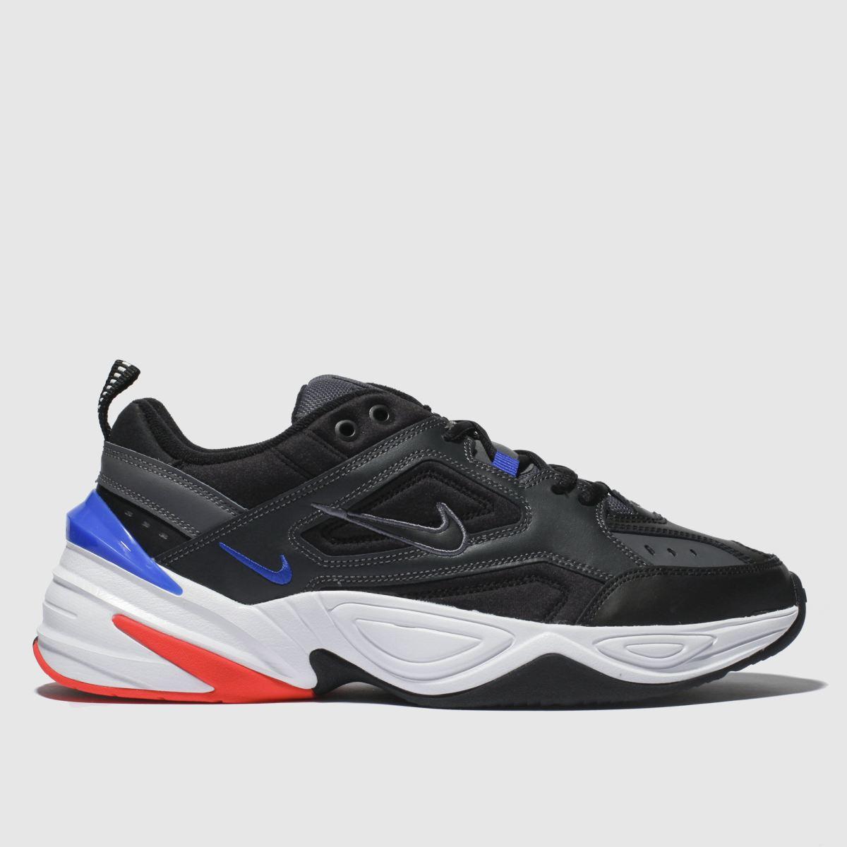 Nike Dark Grey M2k Tekno Trainers