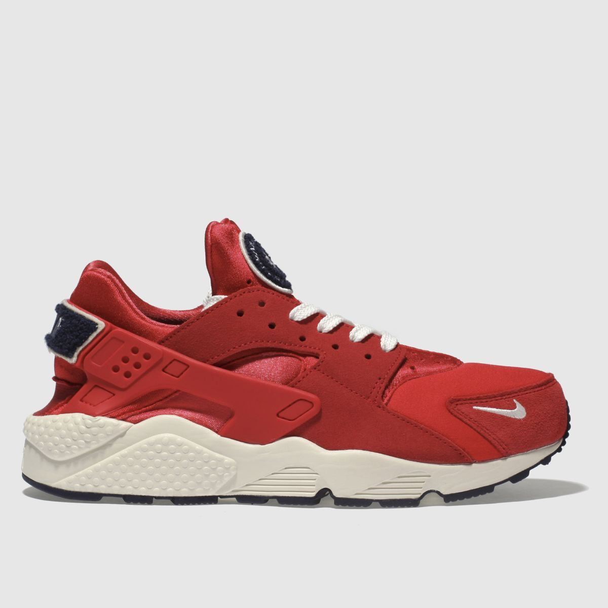 Nike Red Air Huarache Run Premium Trainers