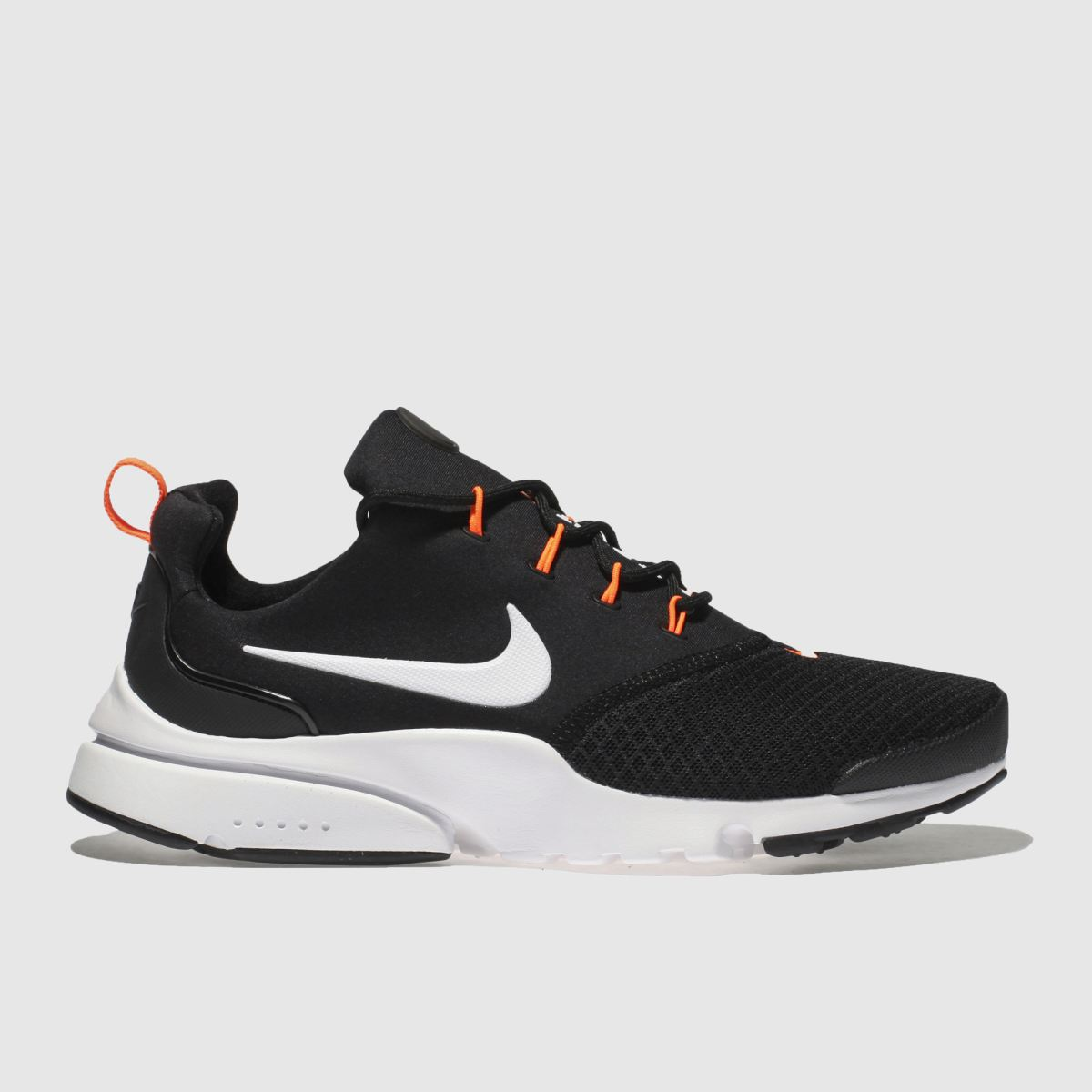 Nike Black & White Presto Fly Jdi Trainers