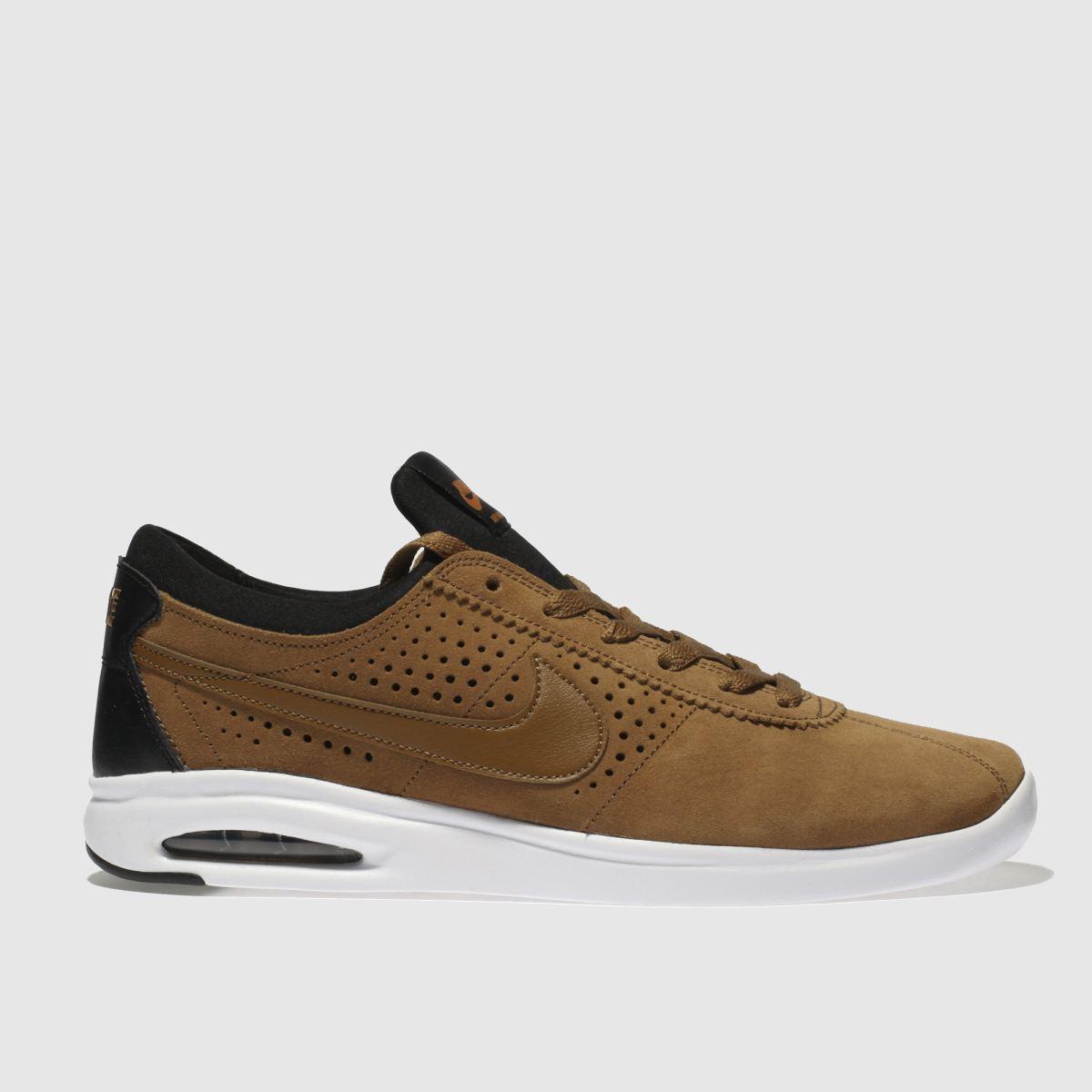 Nike SB Nike Sb Tan Air Max Bruin Vapor Trainers
