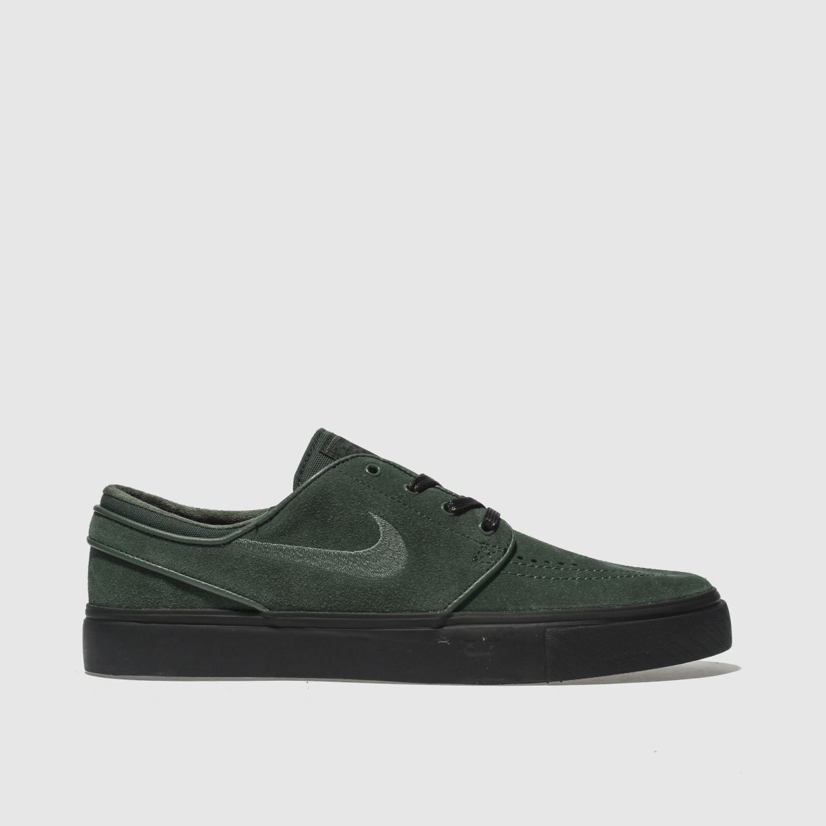 Nike Sb Dark Green Zoom Stefan Janoski Trainers