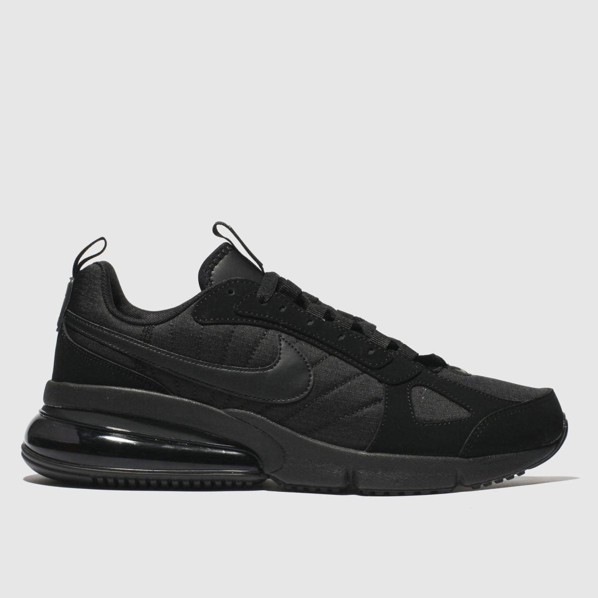 Nike Black Air Max 270 Futura Trainers