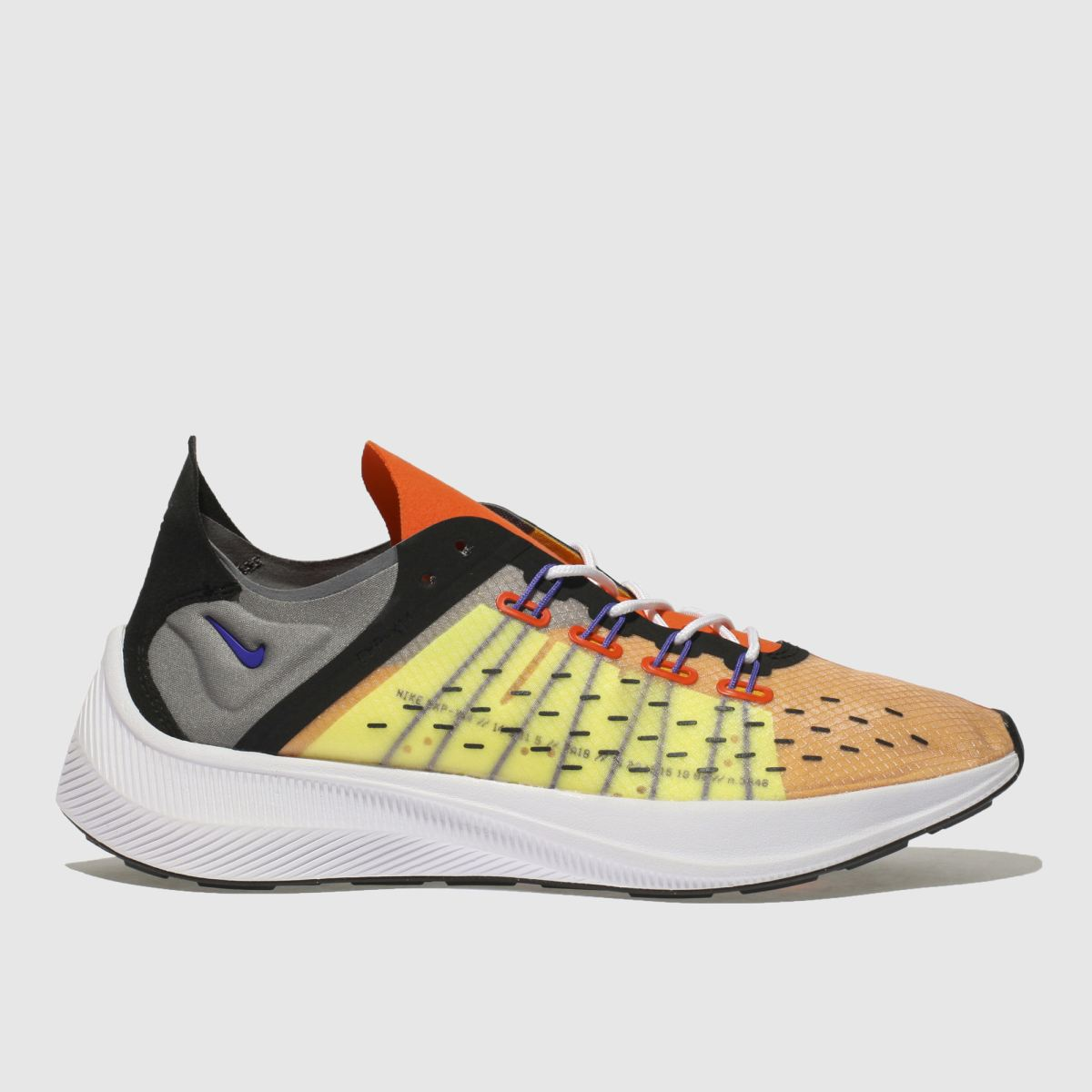 Nike Orange Exp-x14 Trainers