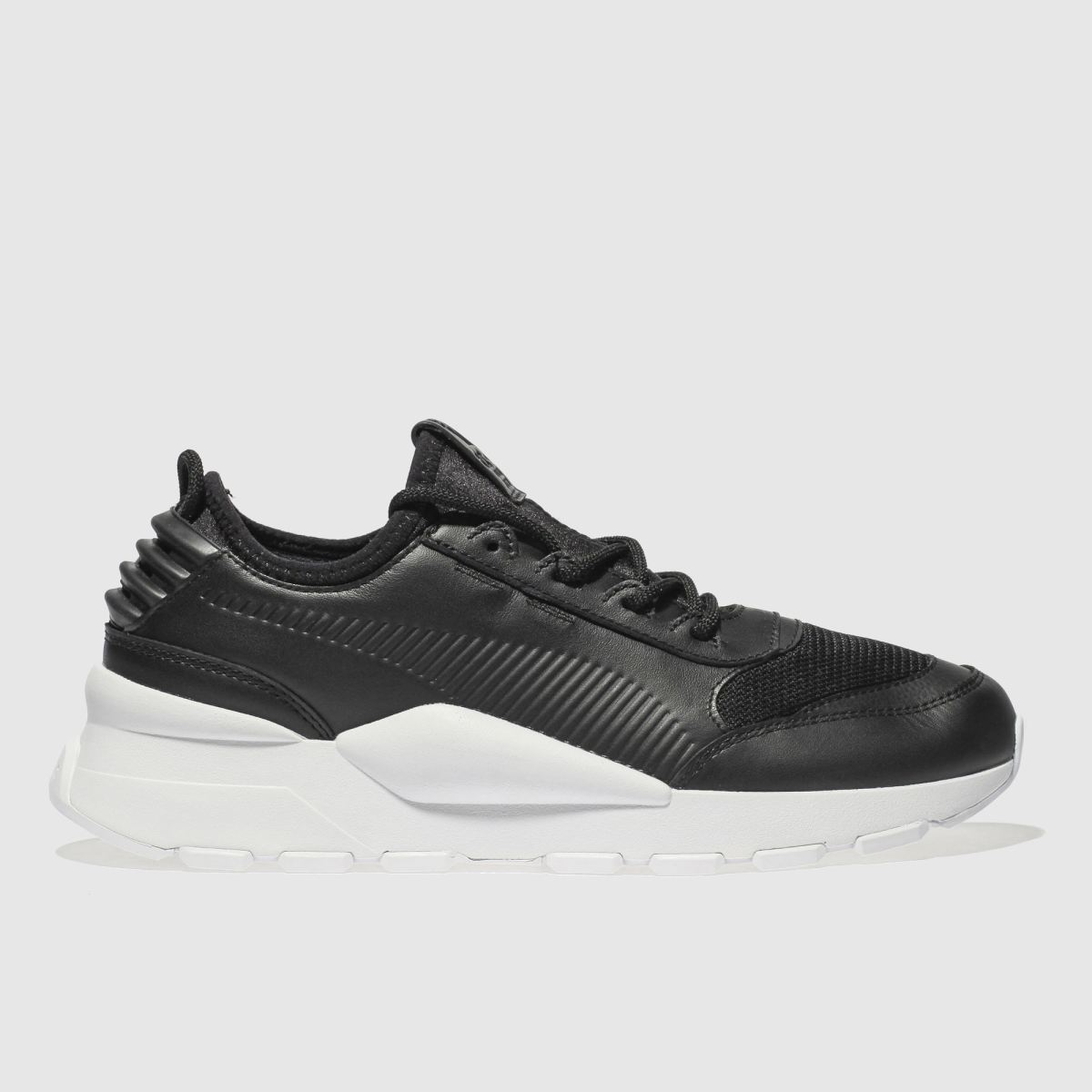 Puma Black Rs-0 Trainers