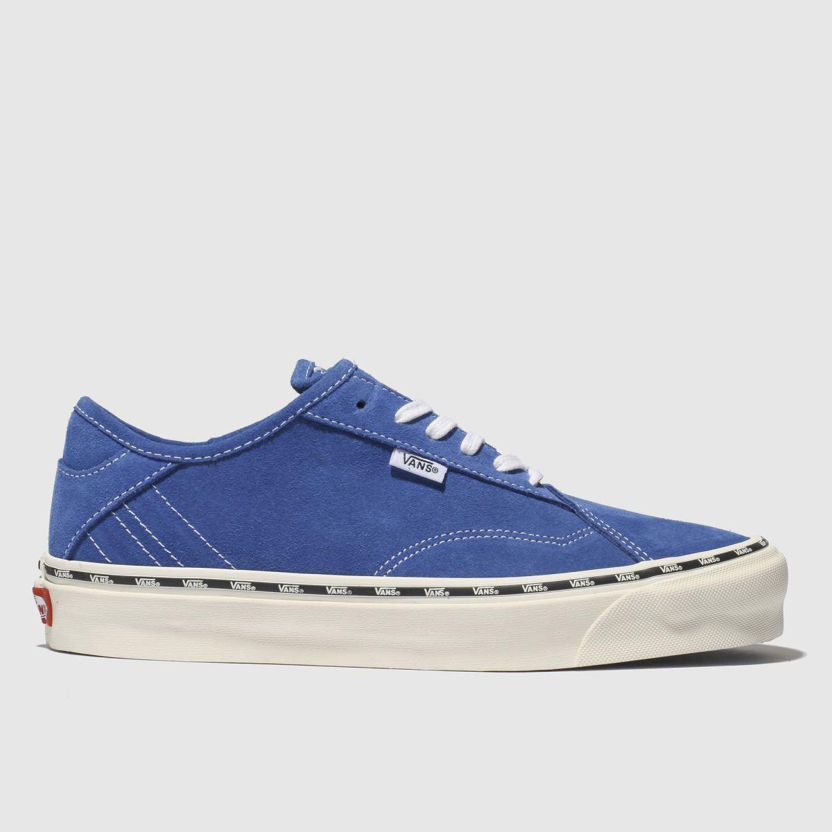 Vans Blue Diamo Ni Trainers