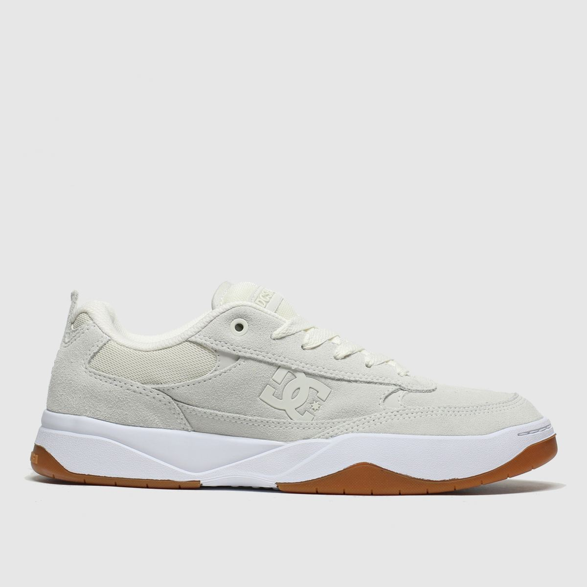 dc shoes Dc Shoes White Penza Trainers