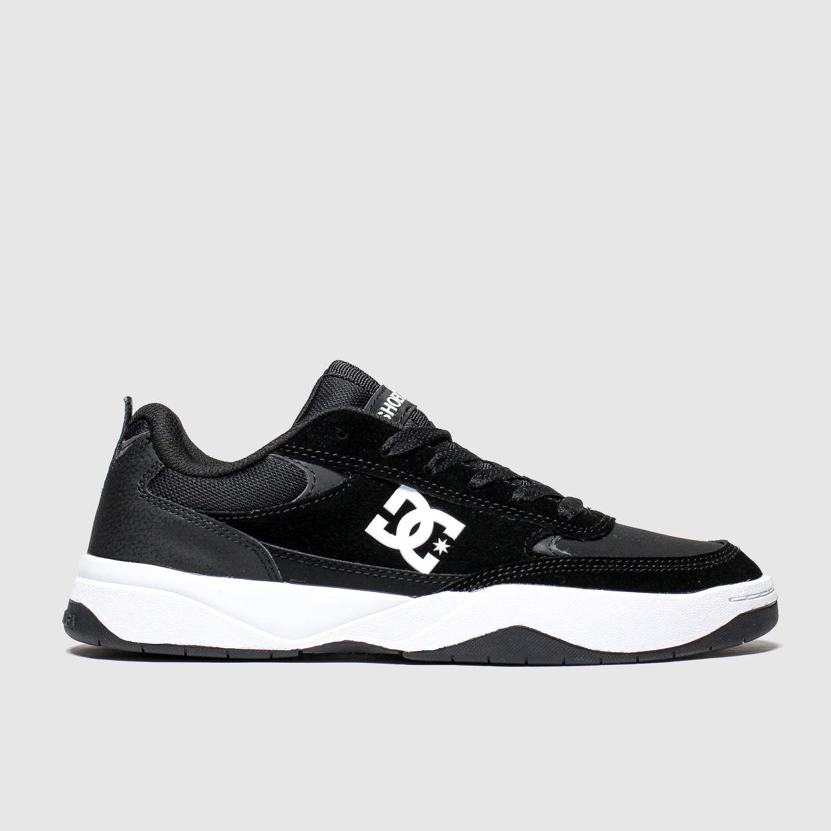 dc shoes Dc Shoes Black & White Penza Trainers