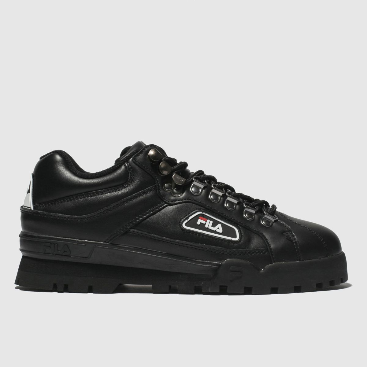 Fila Black Trailblazer Trainers