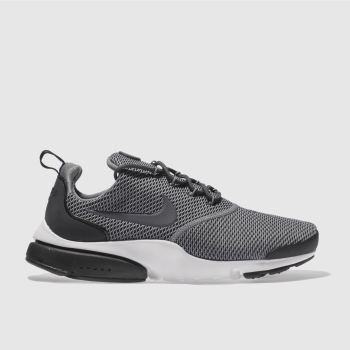 Nike Grey AIR PRESTO ULTRA SE Trainers
