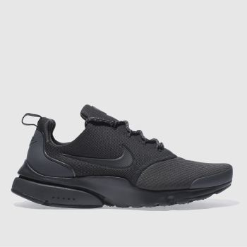 Nike Grey Air Presto Ultra Mens Trainers