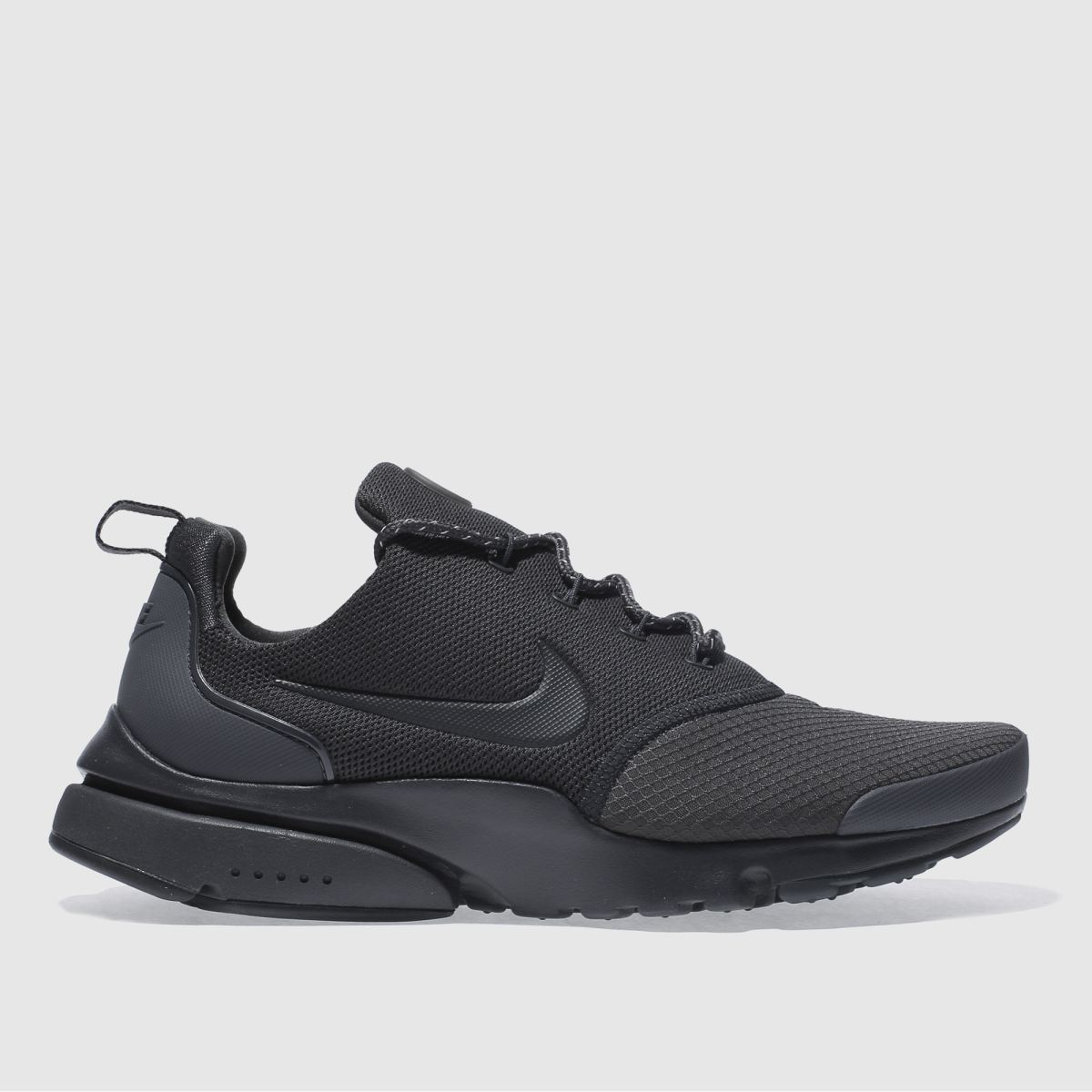 Nike Dark Grey Air Presto Ultra Trainers
