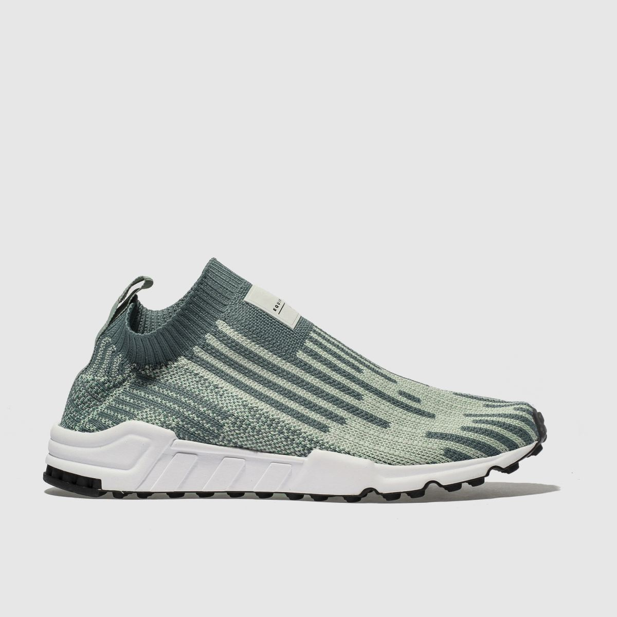 Adidas Green Eqt Support Primeknit 3/3 Trainers