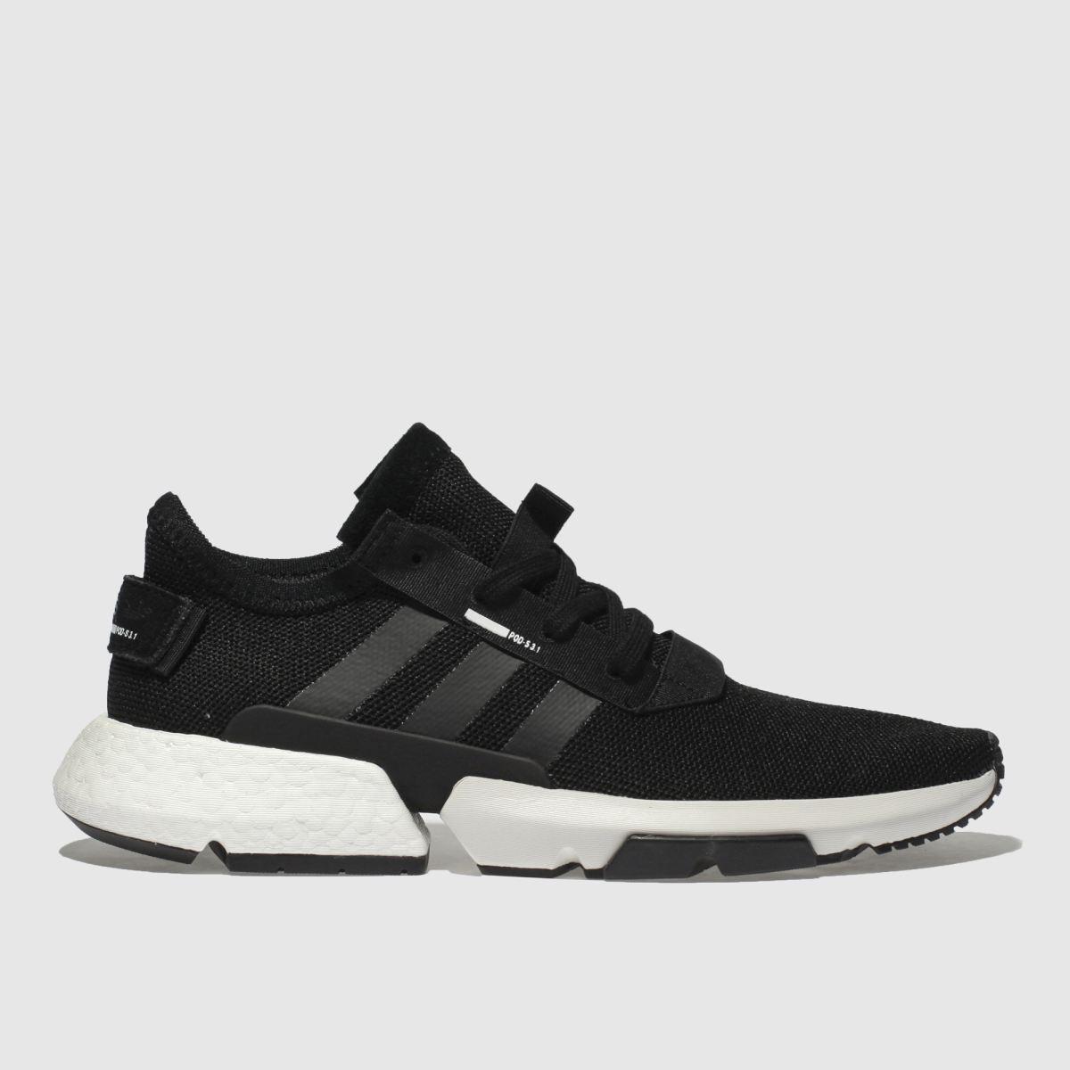 Adidas Black Pod-s3.1 Trainers