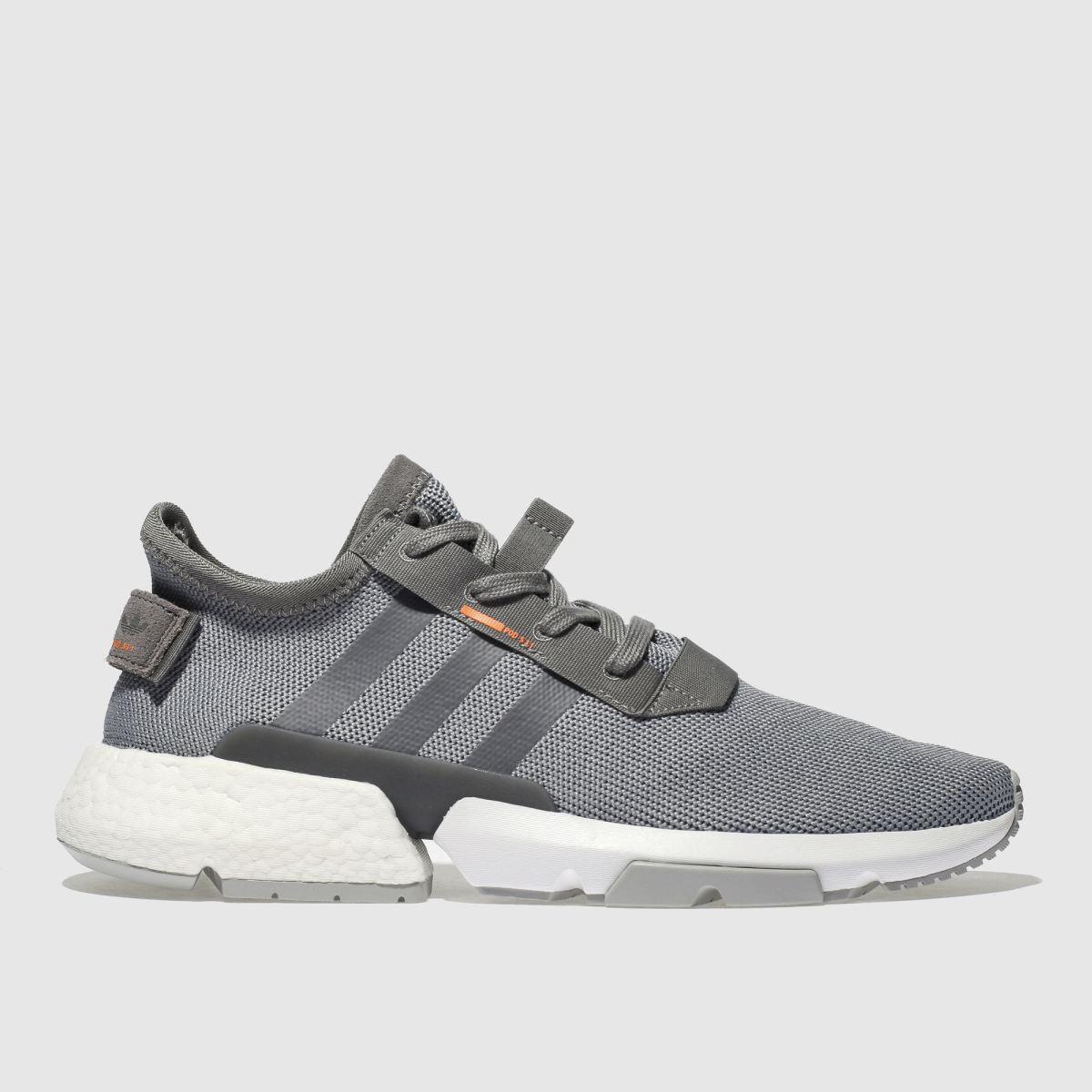 Adidas Grey Pod-s3.1 Trainers