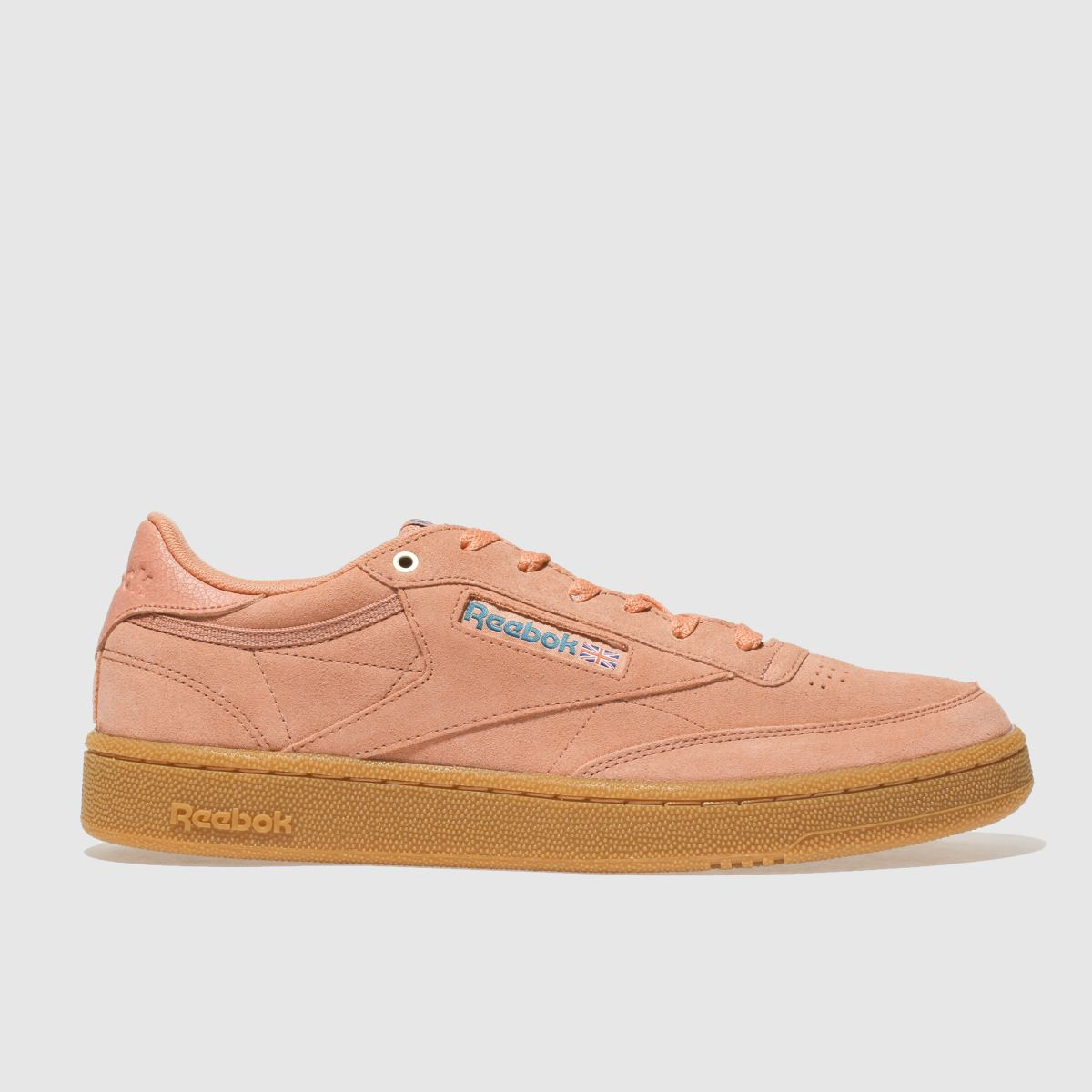 Reebok Pink Club C 85 Trainers