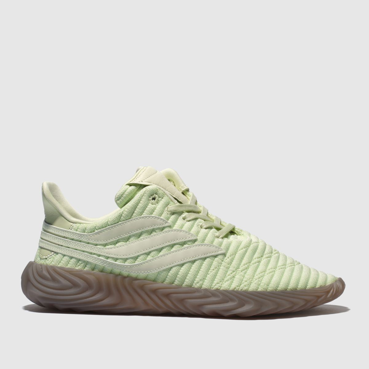 Adidas Light Green Sobakov Trainers