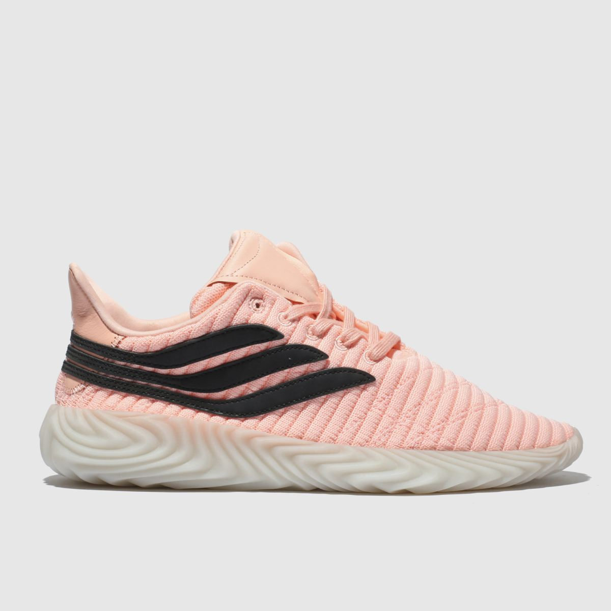 Adidas Pink & Black Sobakov Trainers
