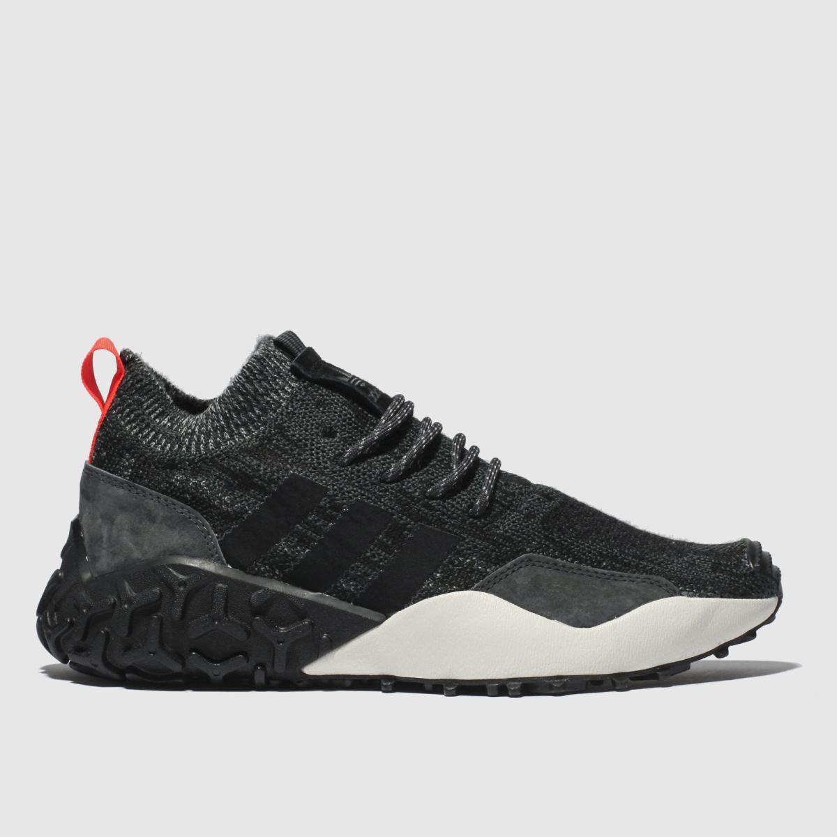 Adidas Black F/2 Tr Primeknit Trainers