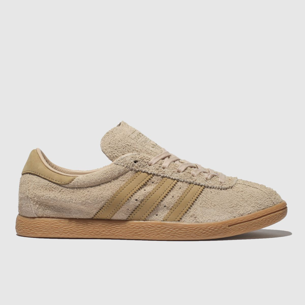 Adidas Brown Tobacco Trainers