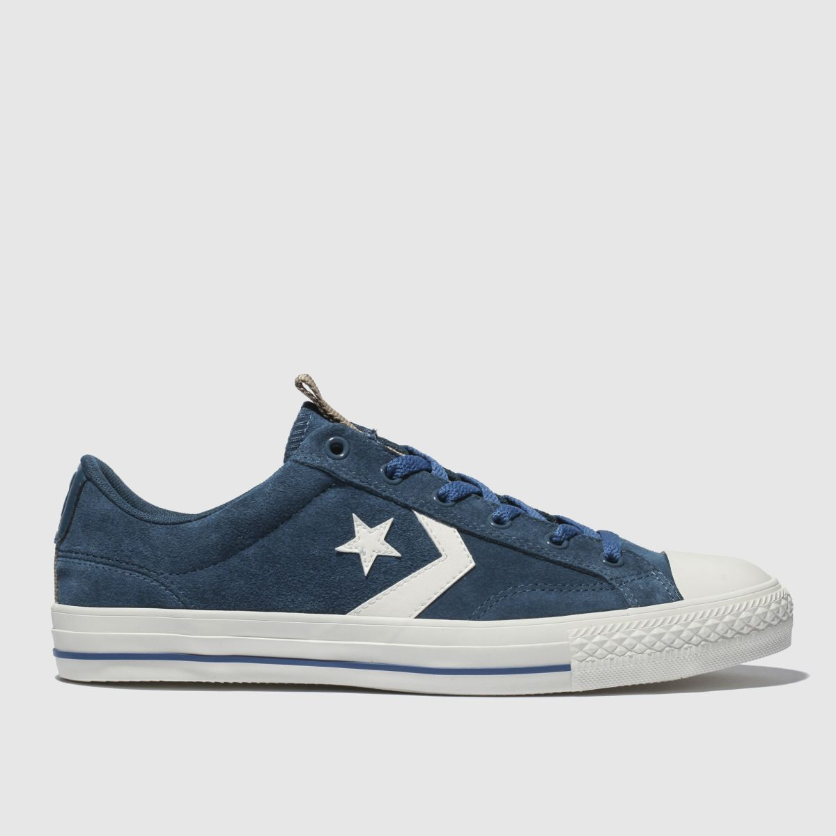 Converse Blue Star Player Ox Trainers