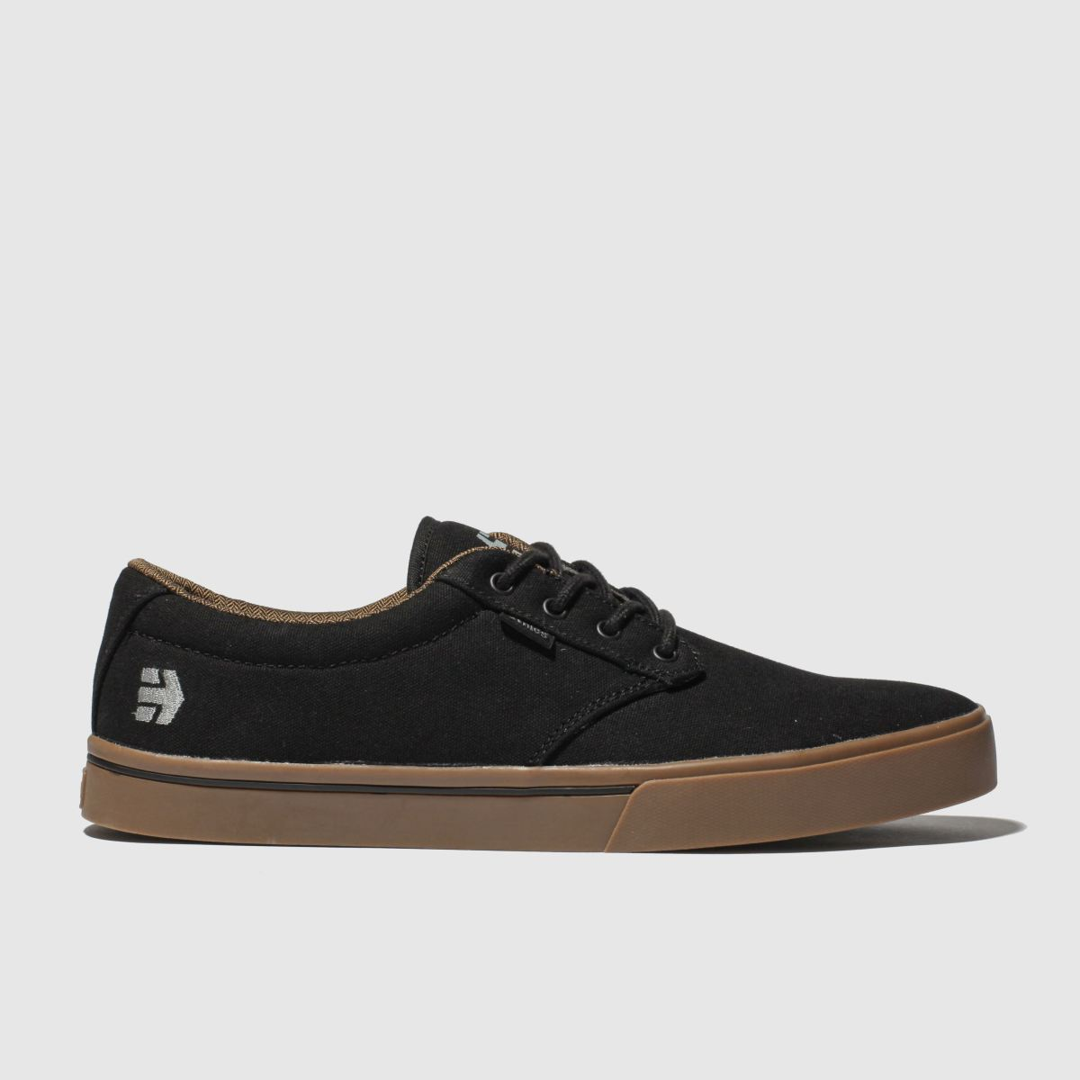 Etnies Etnies Black Jameson 2 Eco Trainers