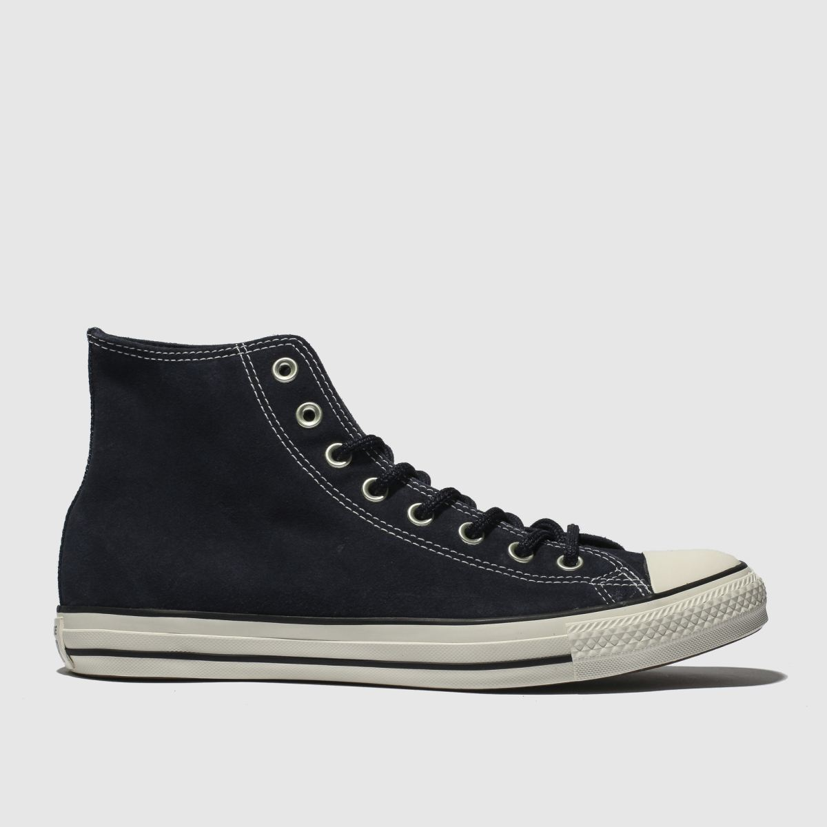 Converse Navy All Star Base Camp Hi Trainers