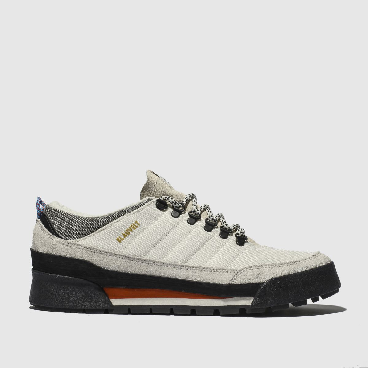 Adidas Skateboarding White Jake Boot 2.0 Low Trainers