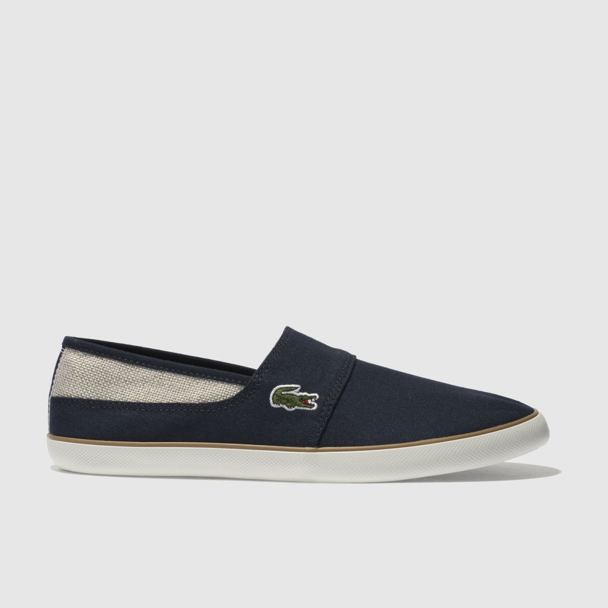 Lacoste Navy Marice Trainers