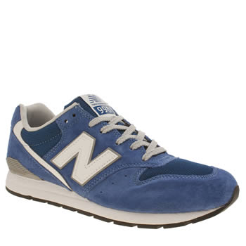 New Balance Blue 996 Trainers