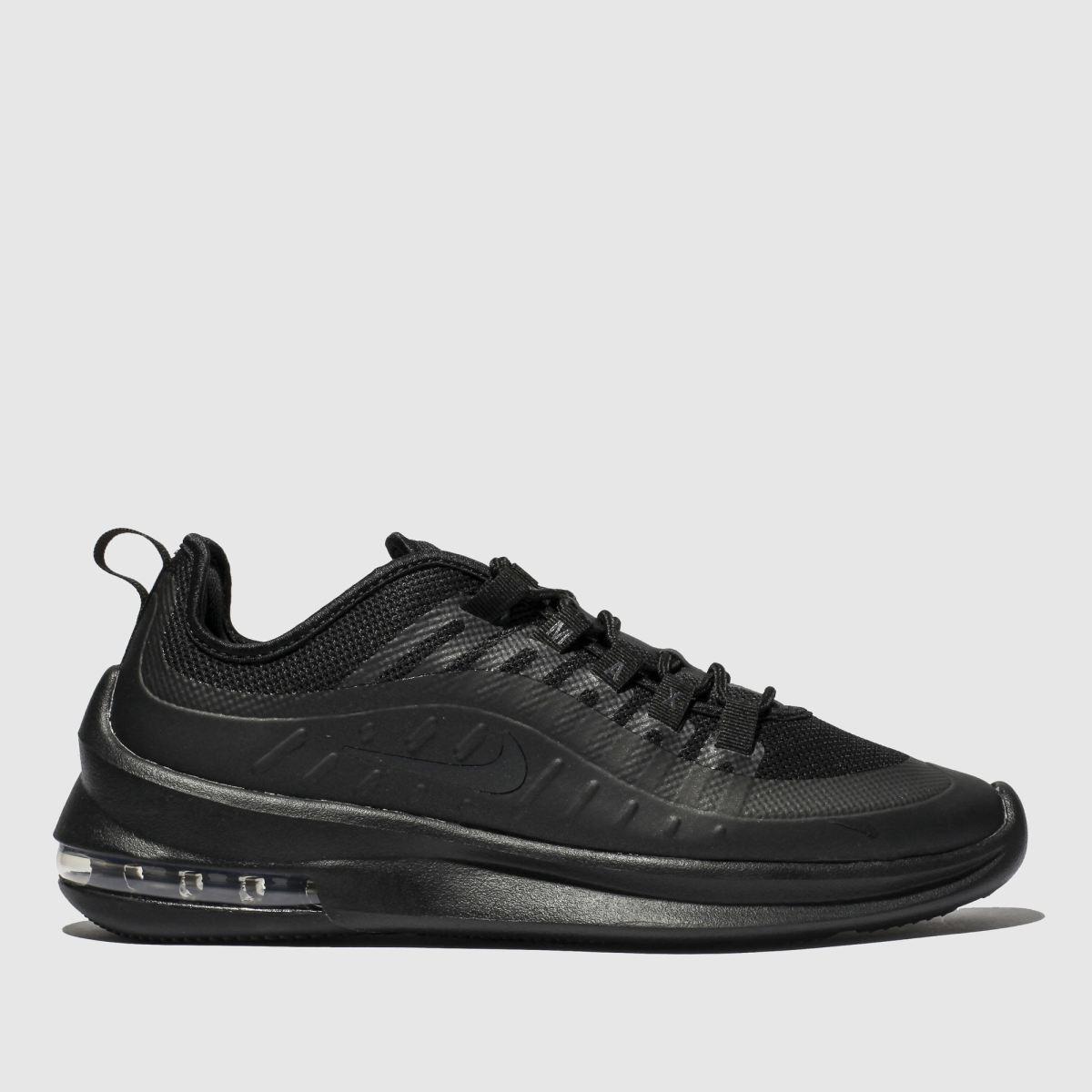 Nike Black Air Max Axis Trainers